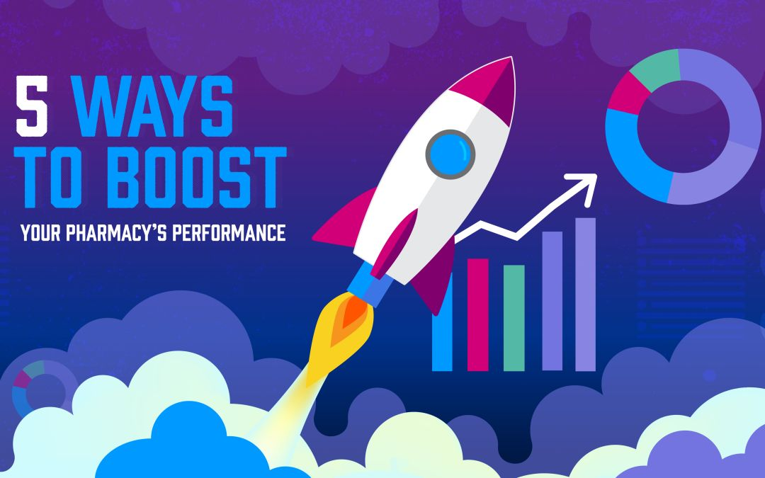 Five Ways to Boost Your Pharmacy's Performance